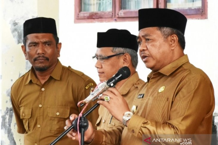Bupati Aceh Barat: Saya akan pecat ASN yang malas masuk kantor