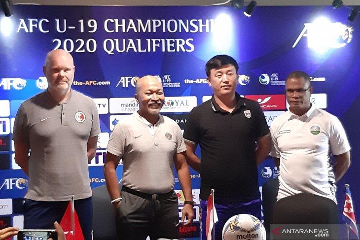 Indonesia versus Timor Leste, jangan  berharap pesta gol