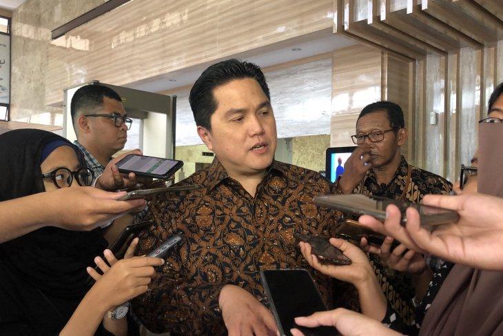 Menteri BUMN angkat staf khusus dari akademisi dan profesional