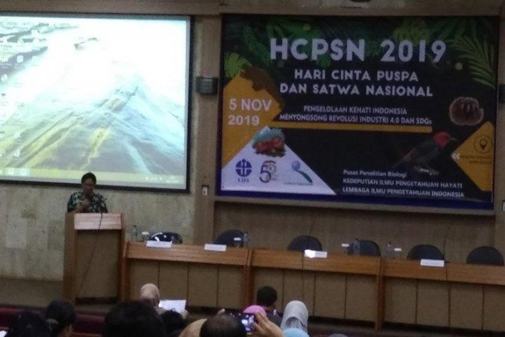 Puslit Biologi LIPI komitmen melindungi keanekaragaman hayati Indonesia