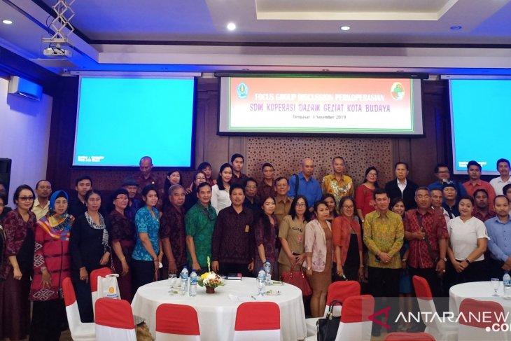 Diskop Denpasar siapkan koperasi hadapi revolusi industri 4.0