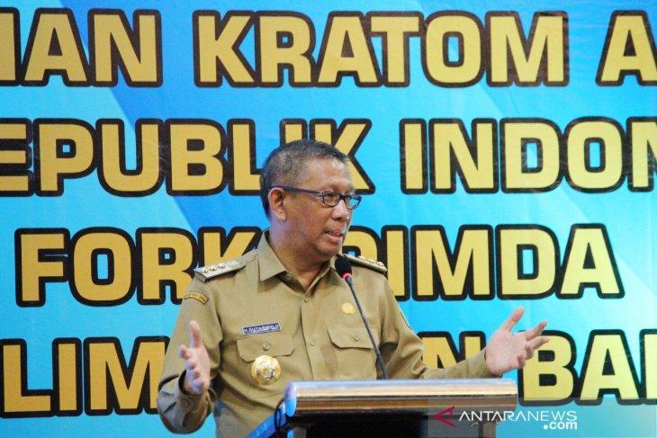 Diskusi tentang Tanaman Kratom