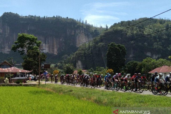 Etape IV Tour de Singkarak  uji ketahanan pebalap