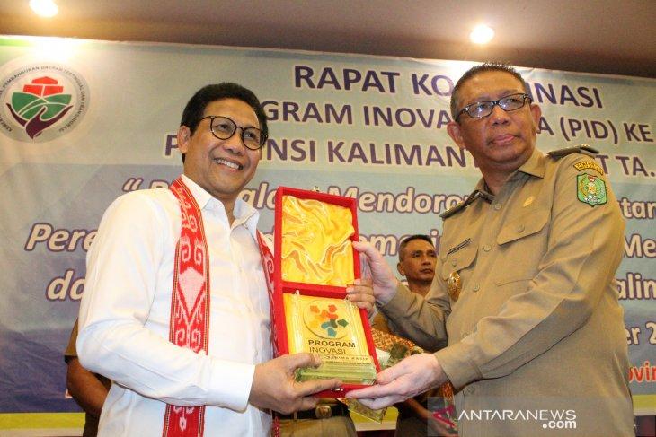 78 Desa Mandiri berhasil di bangun di Kalbar
