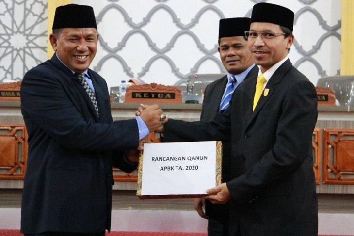 DPRK Banda Aceh terima dokumen RAPBK 2020
