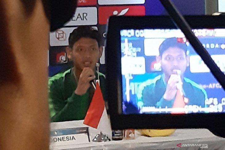 Fakhri nobatkan Muhammad  Salman penampil terbaik kontra Timor Leste