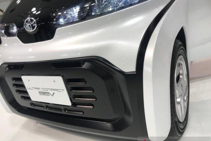Ini mobil listrik Toyota yang