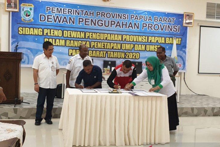 UMP Papua Barat 2020 diklaim sudah diatas KHL