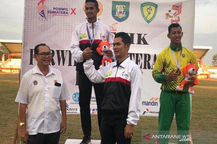 Porwil - Fuad kembali sumbang emas Porwil Aceh