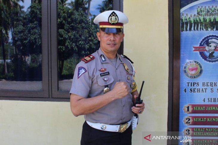 Selama Operasi Zebra Toba, Polres Madina tilang 681 kendaraan