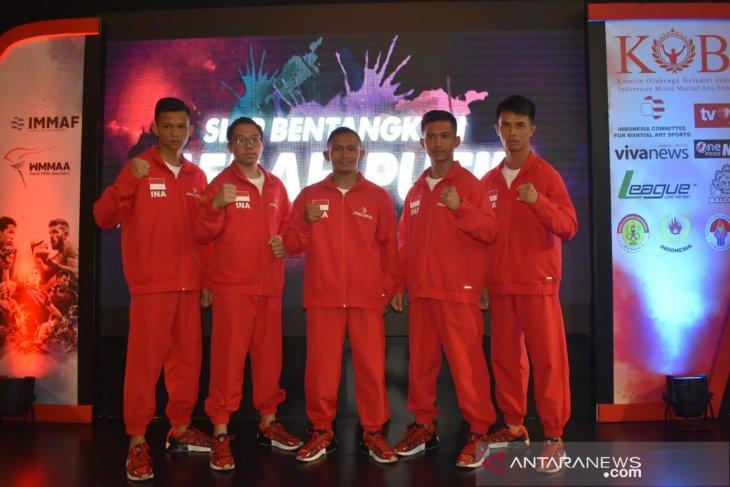 KOBI kirim lima atlet ke kejuaraan MMA amatir Bahrain