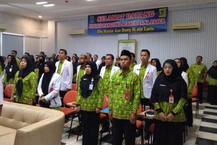 Pelayanan RSUD Panglima Sebaya Paser diharapkan meningkat
