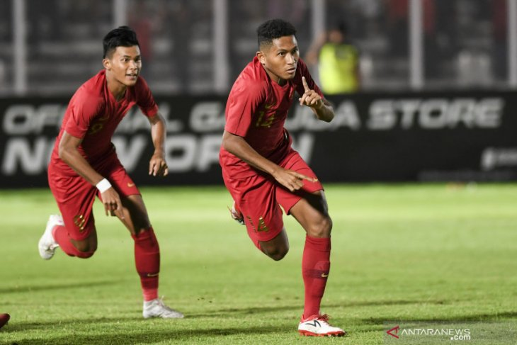 Pencetak dua gol Fajar Fathur pantang jumawa