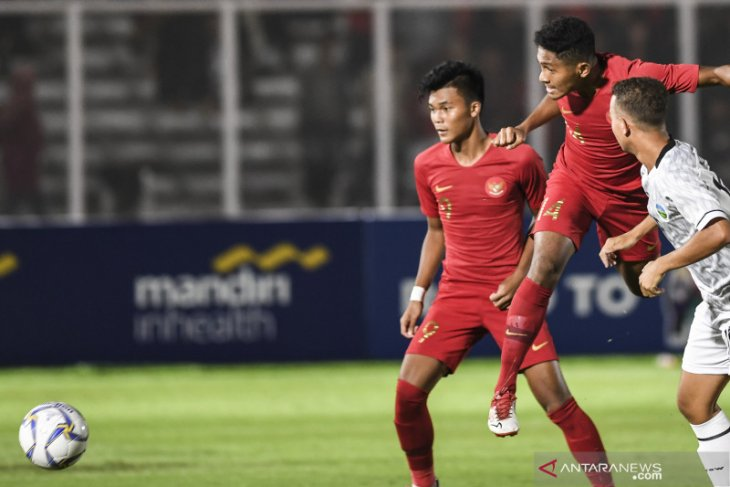 Gol-assist Fajar bawa timnas U-19 Indonesia tundukkan Timor Leste 3-1