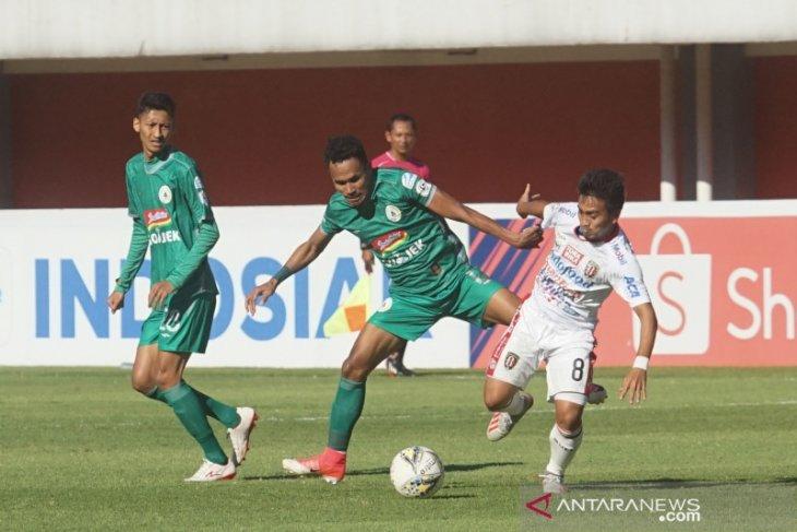 Kembali ditahan imbang, Bali United masih nyaman di puncak klasemen