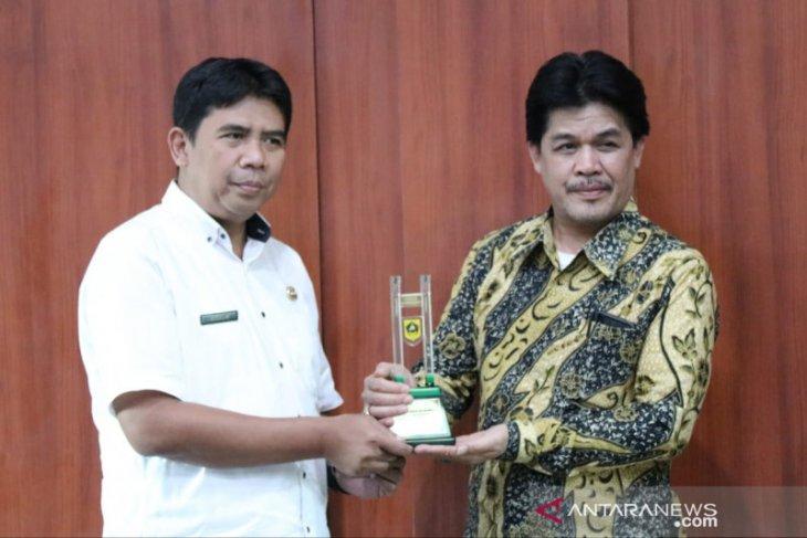 Pemkab Rejang Lebong Bengkulu belajar digitalisasi ke Diskominfo Bogor