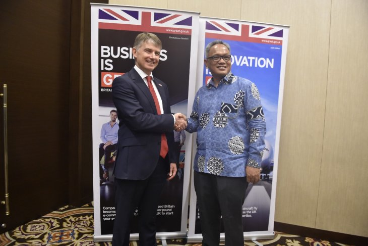 Indonesia, UK to develop maritime human resources