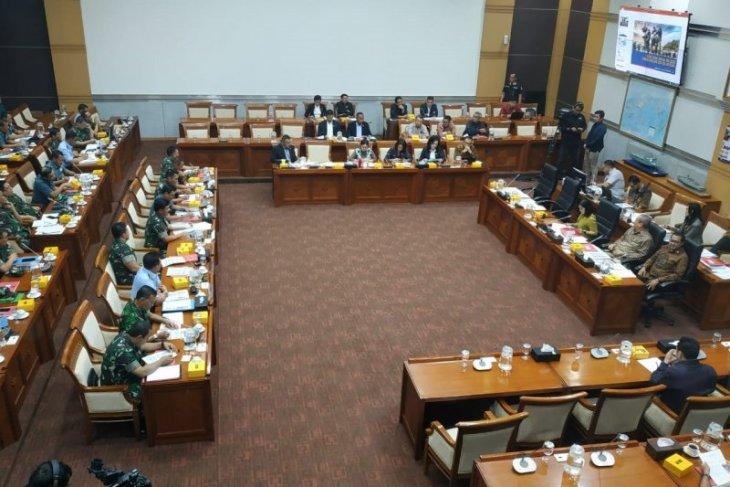 Panglima TNI paparkan konsep pertahanan di Ibu Kota Negara baru