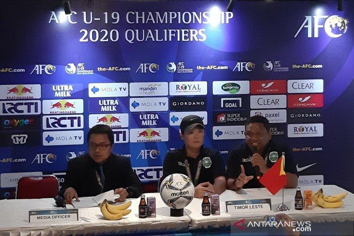 Kapten Timnas U-19 tuai pujian  dari pelatih Timor Leste