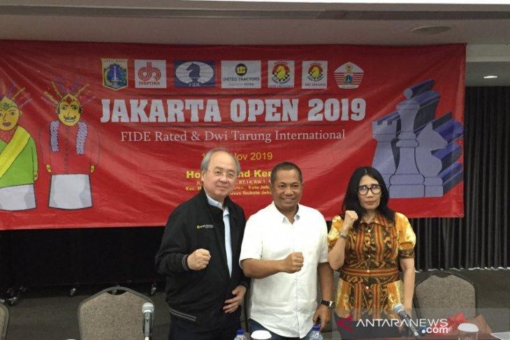 Timnas catur Indonesia targetkan dua emas