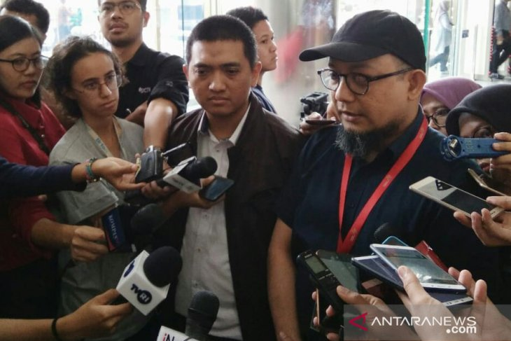 Laporan ke polisi soal rekayasa kasus Novel tindakan ngawur