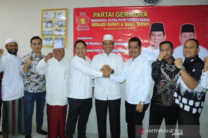 Habib Said Abdullah melamar Gerindra Banjar