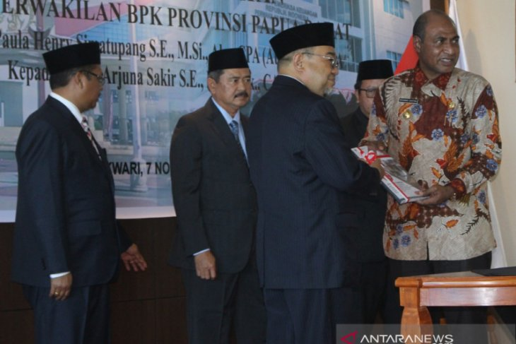 Audit BPK RI, pemanfaatan dana Otsus Papua Barat belum optimal