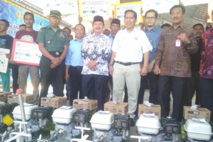 Kementrian ESDM bantu 345 bahan bakar gas dan mesin kapal untuk nelayan