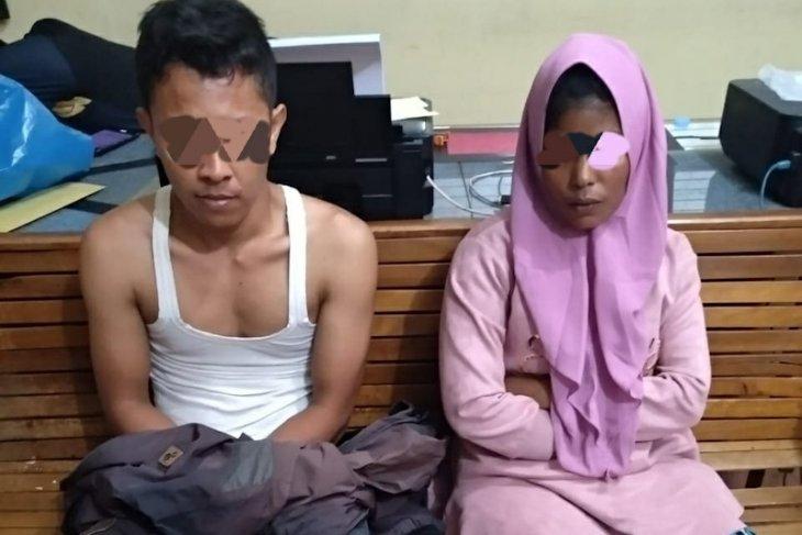 Polisi bekuk suami istri edarkan narkoba di Aceh Besar