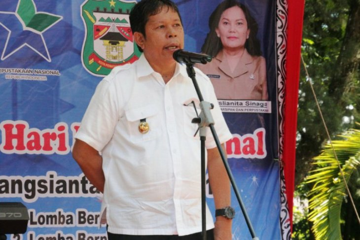 Pemkot Pematangsiantar peringati Hari Buku Nasional