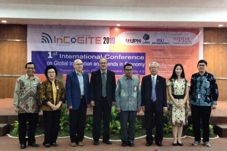 UPH Tangerang gelar InCoGITE 2019 bahas tantangan invovasi global karena perkembangan teknologi