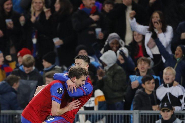 Liga Europa, ringkasan pertandingan fase grup
