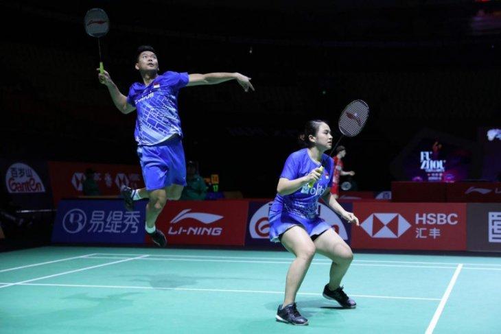 Fuzhou China Open 2019, tiga wakil Indonesia gugur di perempat final