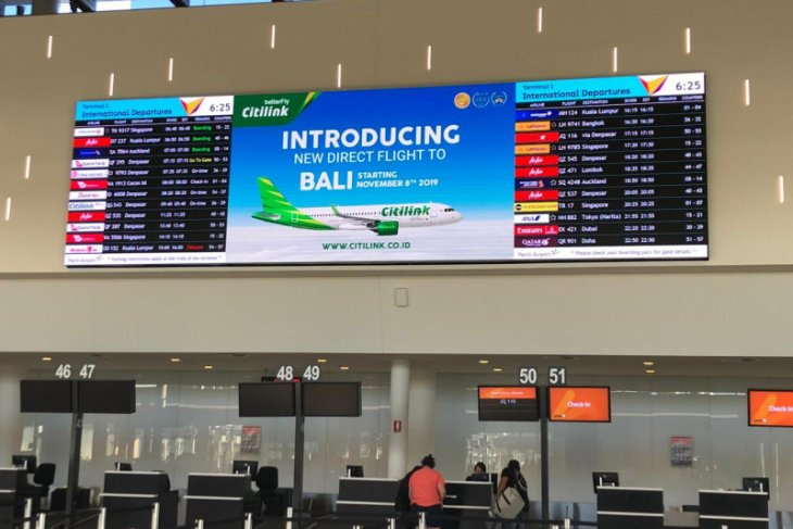 Citilink opens two international routes to Perth,  Kuala Lumpur