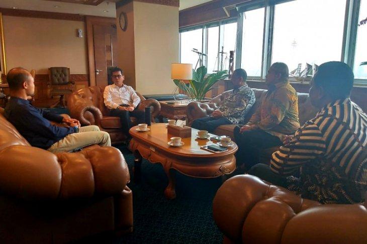 Menparekaf  Ambon siap dijadikan kota percontohan di Indonesia