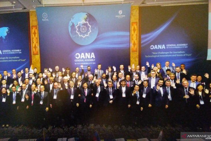 OANA General Assembly results in Seoul Declaration