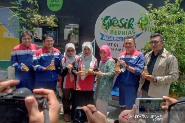 Media Gathering Pertamina Borneo kunjungi Kampung Markisa