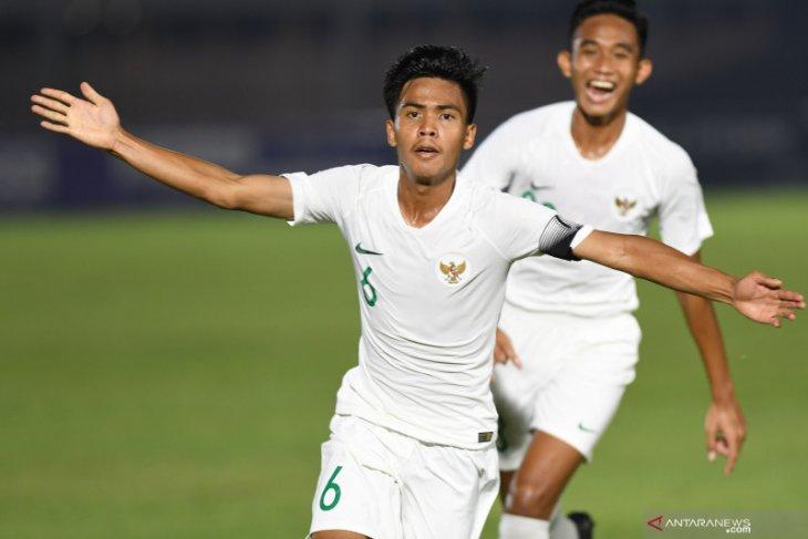 Timnas Indonesia fokus ke Korea Utara usai bekuk Hong Kong 4-0