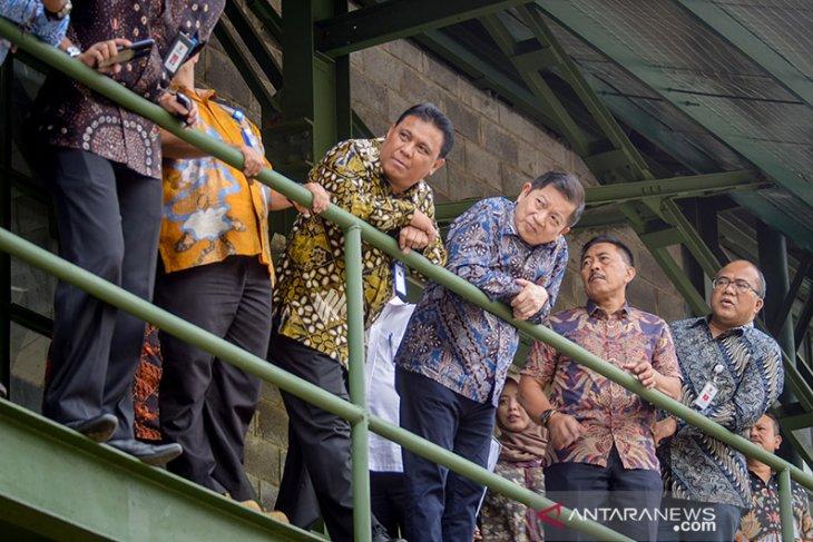 Kunjungan Kerja Menteri PPN