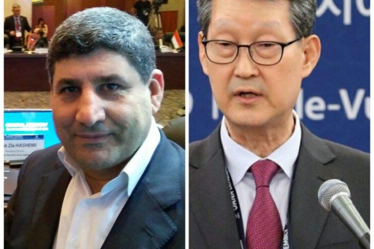 Yonhap Presiden OANA 2019-2022, IRNA tuan rumah 2022