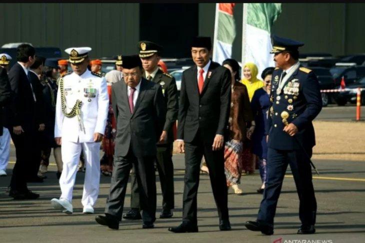 Presiden Jokowi jelaskan posisi Wakil Panglima TNI segera diisi