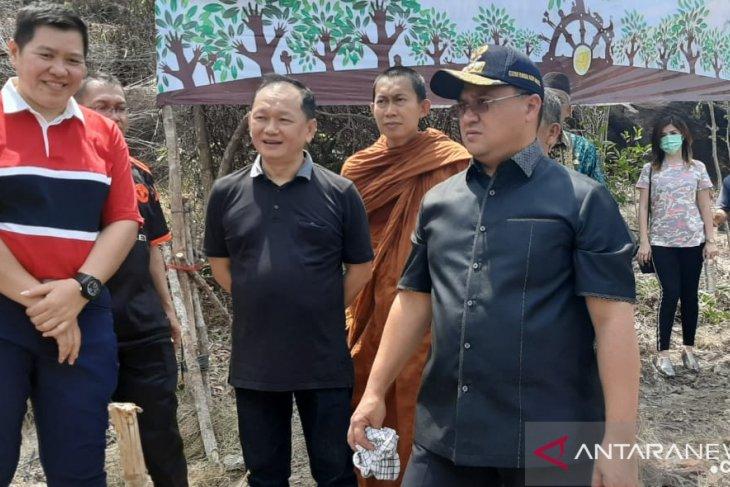 Sebagian kawasan hutan Bangka Belitung rusak