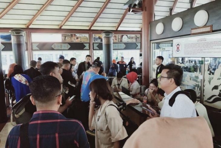 Banyak penerbangan dibatalkan, Sriwijaya  Air akhirnya minta maaf