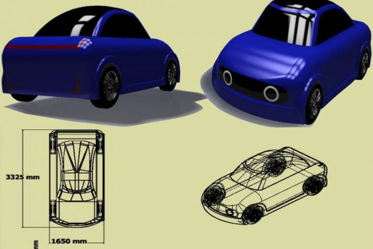 Mobil listrik mahasiswa UMM diharapkan bisa diproduksi massal