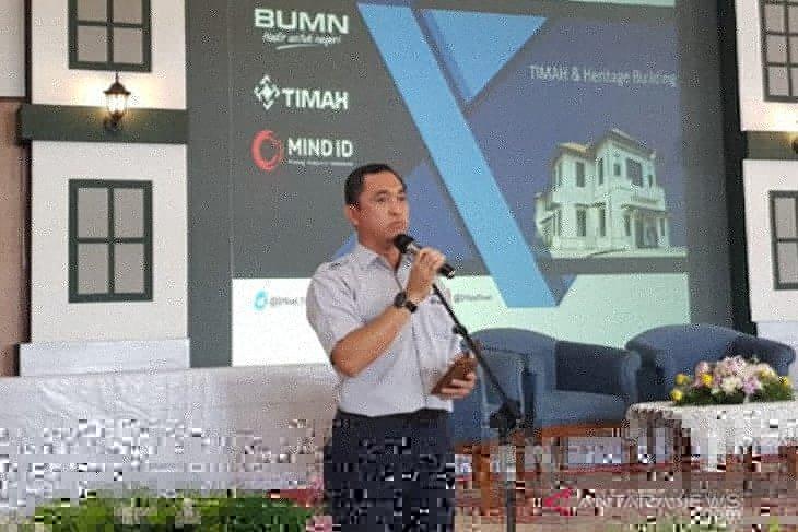 PT Timah bangun Museum