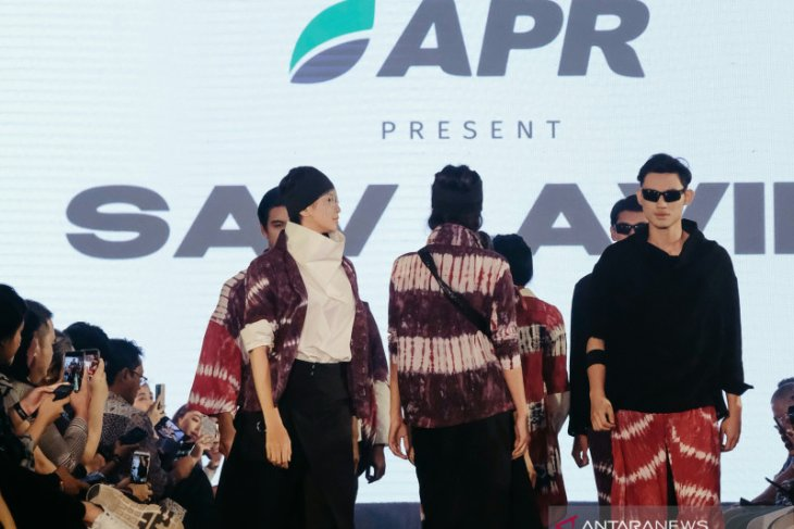 Busana ramah lingkungan dikampanyekan pada  Bali Fashion Trend 2019