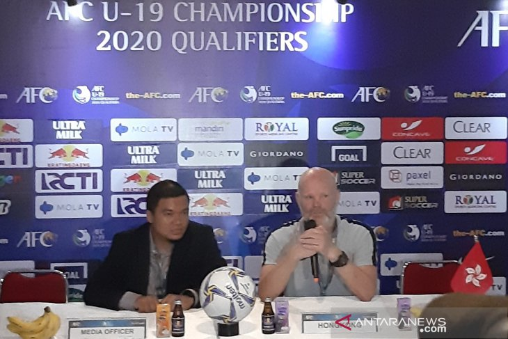 Timnas U-19 Indonesia spesial dimata pelatih Hong Kong