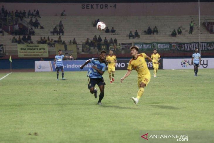 Gol cepat Ihwan antar  Sriwijaya FC kalahkan Persewar