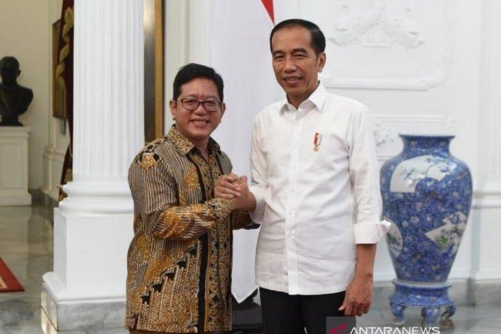 Presiden Jokowi akan resmikan Irigasi Lhok Guci di Aceh Barat
