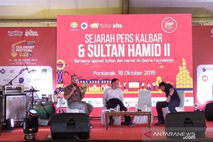 Presiden diminta tetapkan Sultan Hamid II Alkadrie sebagai pahlawan nasional